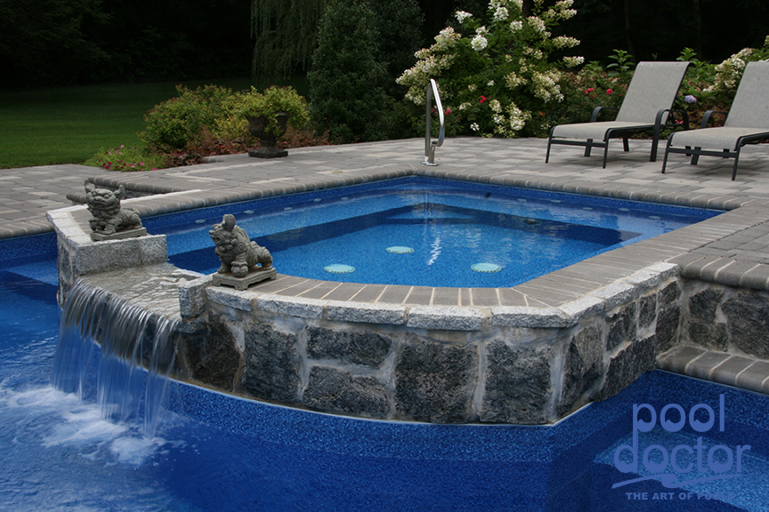 Pool Doctor Custom Spa 1
