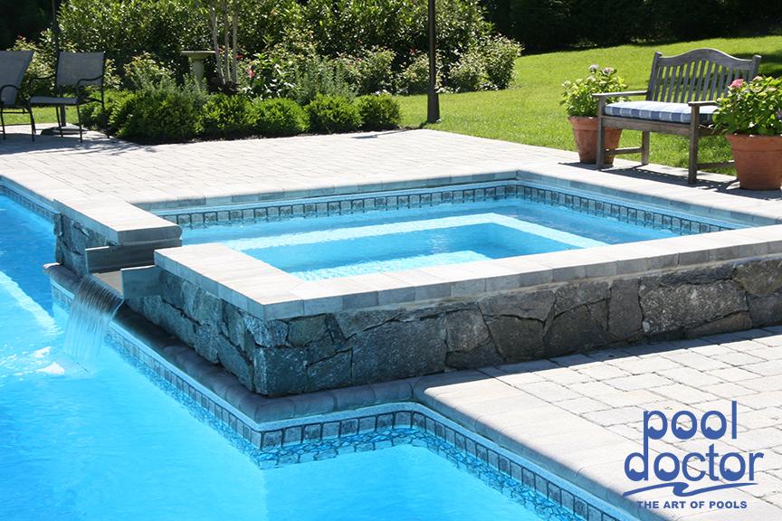 Pool Doctor Custom Spa 7