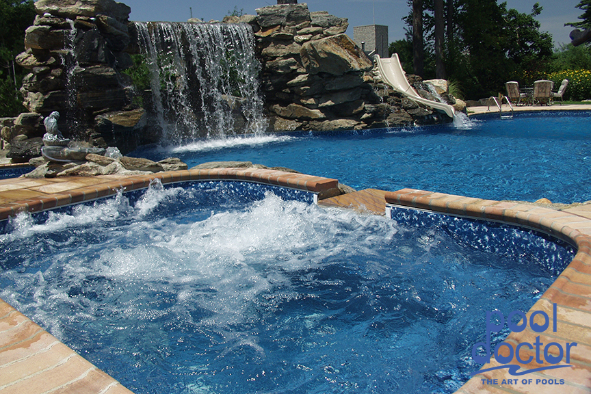 Pool Doctor Freeform Pools 3