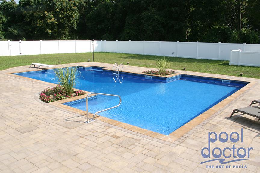 Pool Doctor Geometric Pools 2