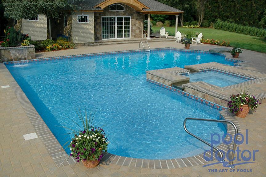 Pool Doctor Geometric Pools 22