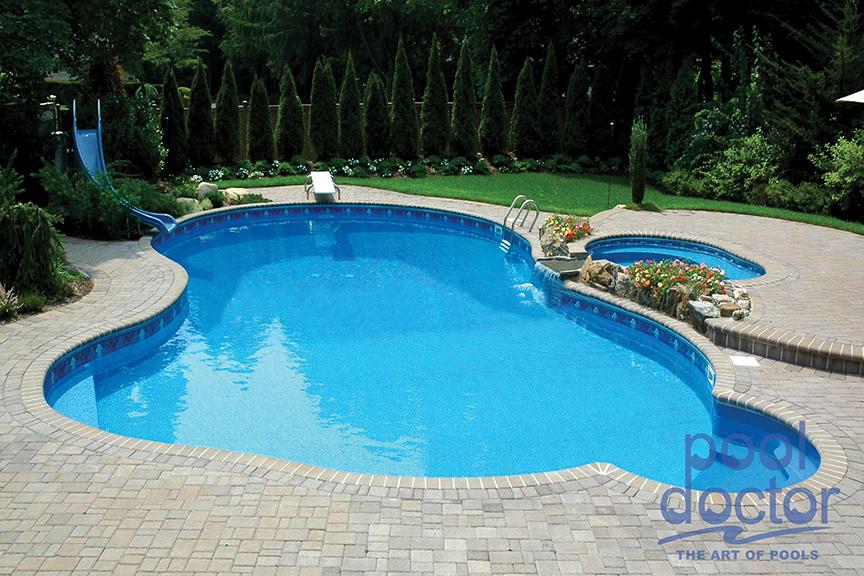 Pool Doctor Geometric Pools 29