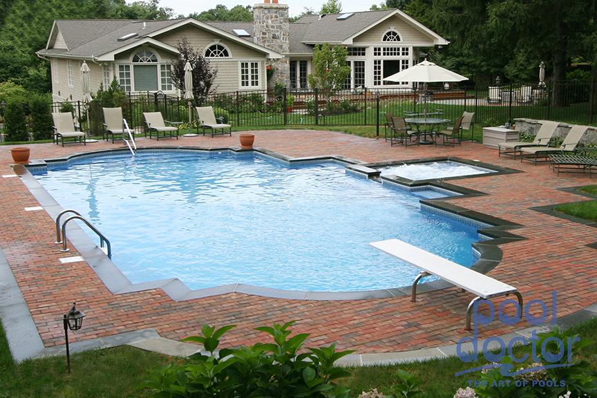 Pool Doctor Geometric Pools 34