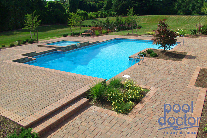 Geometric Pools Pool Doctor